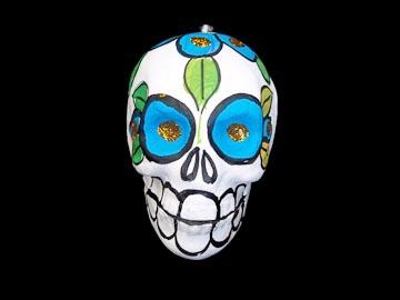 global-village-skull