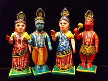 Folk Art Deities