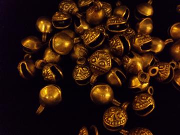 India Brass Bells