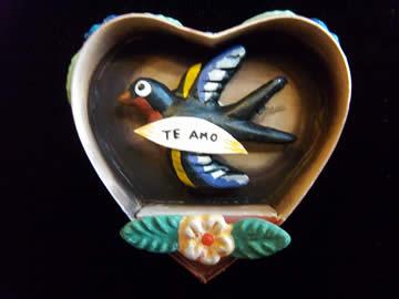 Te Amo Sparrow