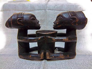 Wood Figures